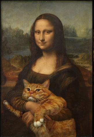 15-41766955-R3L8T8D-325-Leonardo_Mona_Lisa_cat_sm