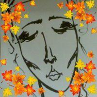 Рисунок профиля (Мария Залесская)