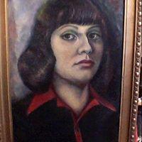 Рисунок профиля (галина демидова)